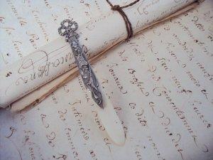 画像2: リボンのブックマーク