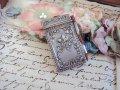 鳥とお花のメモノート